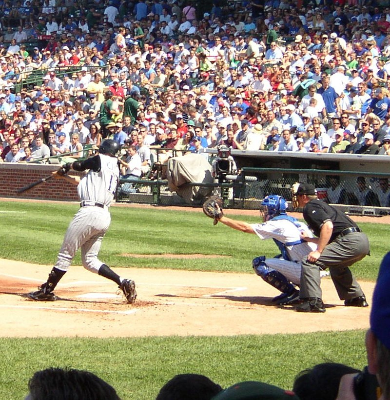 Cubs at Bat