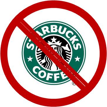 No Starbucks