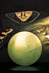 Gazing in a crystal ball