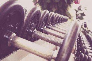 Fitness Studio Fitness Studio Training Dumbbells
